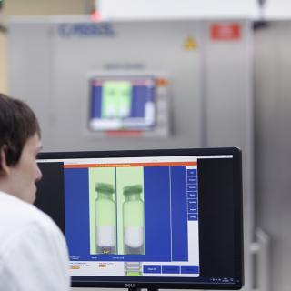Ispezione e controllo qualità alimentare a raggi x