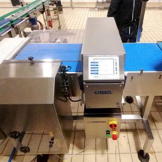 Metal Detector CASSEL Inspection versione BRC